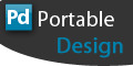 portable design discount code
